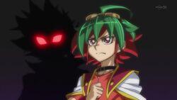 Yuya y la sombra de Yuto