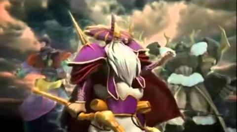 Yugioh 5D's TCG - OCG TV Commercial Storm of Ragnarok