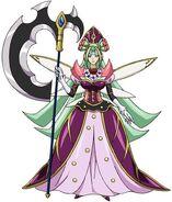 Bromiestrella bella madona (ilustración promocional