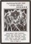 Amo de Títeres (Carta-Manga)