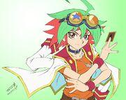Yuya por Tomonaga 8