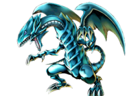 Dragón Blanco de Ojos Azules Duel Links2
