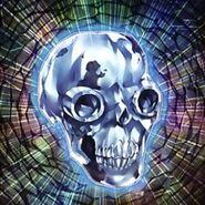 Foto cráneo de cristal cronómalo