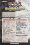 Lista Baraja de Estructura Choque de Dragones