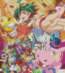 Yuya y los Artistamigos