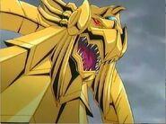 Dragón Alado de Ra GX