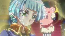 Sora y Quimera Atemorizante