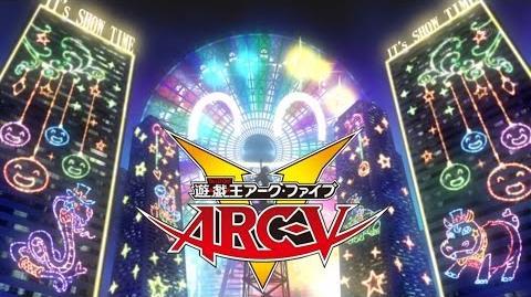 Yu-Gi-Oh! Arc V Opening 6 「Pendulum Beat!」 by SUPER★DRAGON