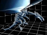 Dragón Blanco de Ojos Azules (Forbidden Memories-3D)