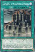 Fortaleza de mecanismo antiguo