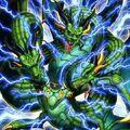 Foto titán dragón de trueno