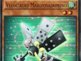 Velociroid Mariposadominó