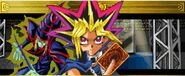 Yami Yugi y Mago Oscuro (Stairway to the Destined Duel)