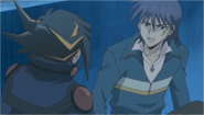 Alex habla con Yusei