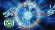 Dragón de la Luna Quilla (Invocación-5D's)
