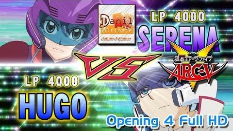 Yu-Gi-Oh! Arc V Opening 4 Full w lyrics 720p