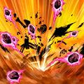 Foto explosión infernal