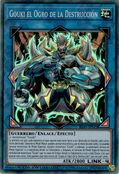 Gouki el ogro de la destrucción