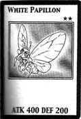 Papilón blanco