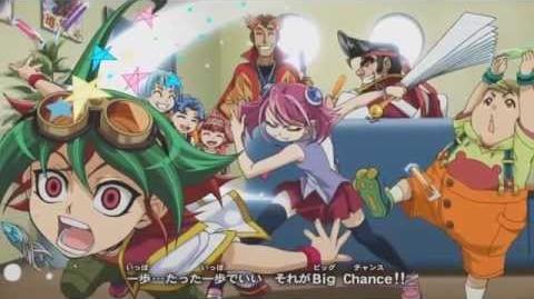 Yu-Gi-Oh! ARC V - Ending 1 One Step