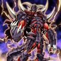 Foto héroe malvado infernal gainer
