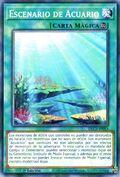 Escenario de acuario