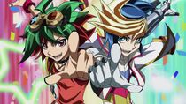 Yuya y Yugo sincronizados