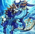 Foto poseidra, el dragón de atlantis