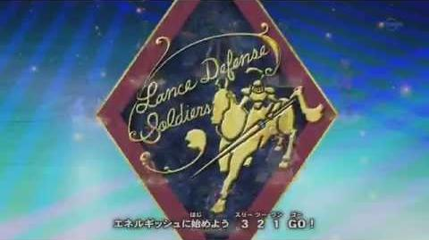 Yu-Gi-Oh! ARC-V Opening 3 - UNLEASH ハナテ, HANATE