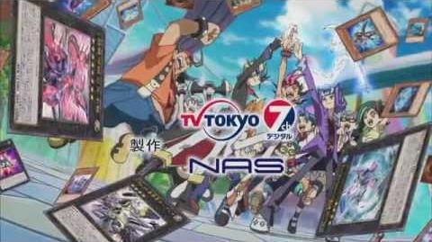 Yu-Gi-Oh! ZEXAL II - Opening 1 Unbreakable Heart