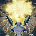 Foto constelación centelleante