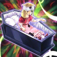 Foto marioneta trucada muñeca sombría ocg