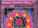 Anillo Destructor