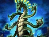 Dragón de Agave