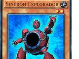 Sincrón Explorador