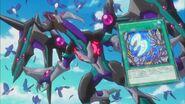 Dragón Xyz Rebelión Oscura - En Aves