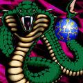 Foto serpiente eléctrica