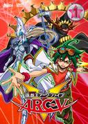 Yuya Pendulos Yu-Gi-Oh! ARC-V DVD 1