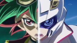 Yuya y Yugo sincronizados 2