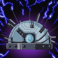 Amplificador (ilustración anime)