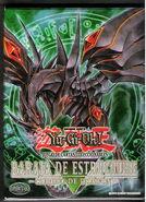 Cover baraja de estructura rugido del dragón