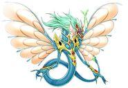 Dragón Hada Antiguo Duel Links
