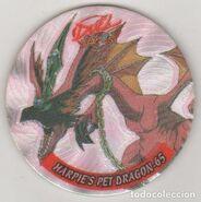 Dragón Mascota de Arpía Tazo