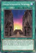 Templos escondidos del necrovalle
