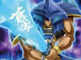 Espadachín de la Llama Azul