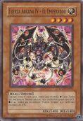 Fuerza arcana iv - el emperador