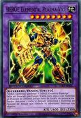 Héroe elemental plasma vice
