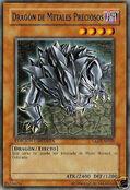 Dragón de metales preciosos