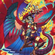 Foto avatar del alto rey de fuego garunix
