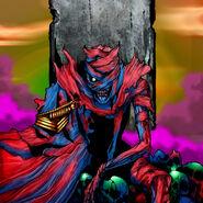 Foto momia venenosa